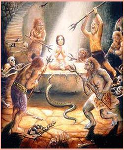 Bhakti of Prahalad